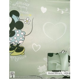 Colección Disney Minnie A Verde