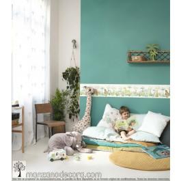 Papel Pintado Infantil Animals