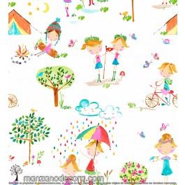 Estor Paquete Infantil Camping