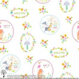 Estor Paquete Infantil Sindy Coordinado color 1