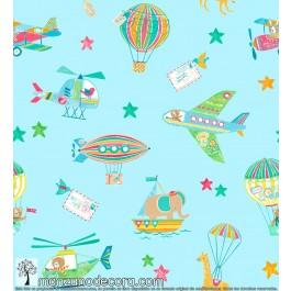 Estor Varillas Infantil Travel color 3