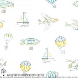 Estor Paquete Infantil Travel Coordinado color 2