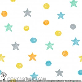 Estor Paquete Infantil Travel Estrellas color 2