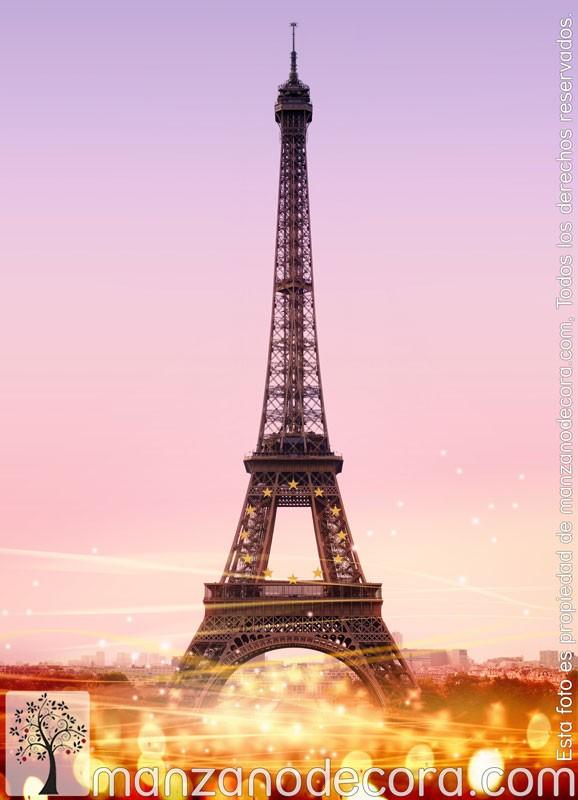 estor enrollable fotográfico ciudades torre eiffel 01 cortinas