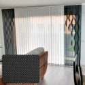 Persiana Interior Vertical Tejido Screen Formas Ite Shaped