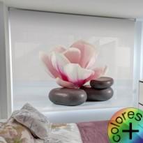 Estor Enrollable Fotográfico Dormitorio Cicla