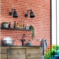 Papel Pintado Brick