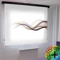 Estor Enrollable Fotográfico Dormitorio Fluorita Thumbnail