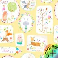 Estor Varillas Infantil Sindy color 9