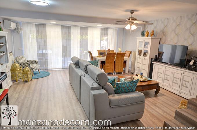 Instalación en salón y dormitorios en Getafe