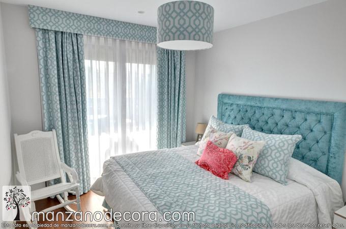 Instalación de casa completa en Madrid: Cortinas, estores, tapicería...