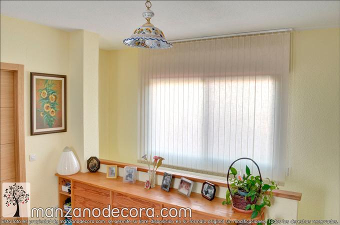 Cortinas cortas para ventanas la nueva tendencia for Cortinas cortas
