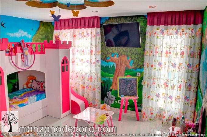 Estores y cortinas infantiles para los más pequeños de la casa