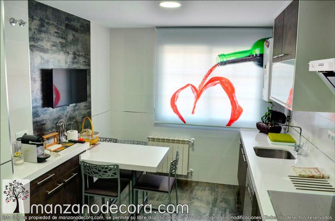 Cortinas cocina, encuentra tu cortina ideal a tu medida