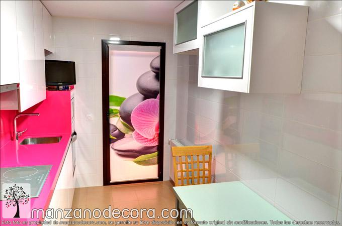 Decoración cocina: Cortinas, estores y gusanillos para tu cocina