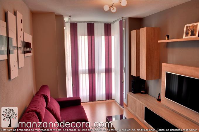 Cortinas verticales para tu decoración