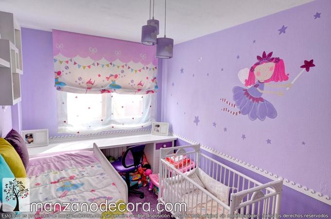 Estores-Paqueto-Decoración-Habitación-Infantil