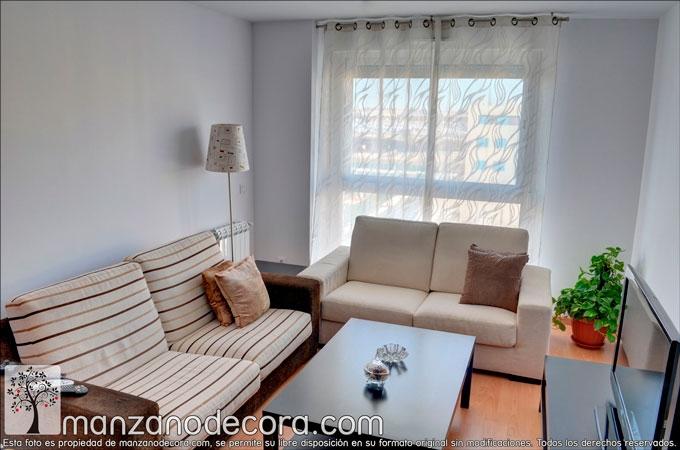 cortina de ollaos para salón