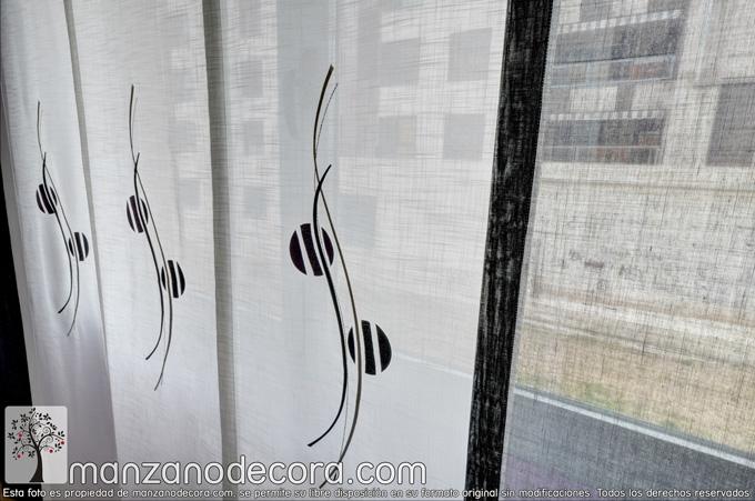 tejidos paneles japoneses valdemoro