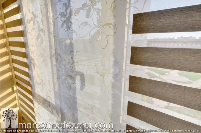 instalación cortinas Getafe Panel Japonés