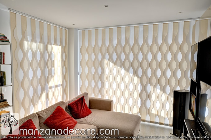 Ondas de cortina