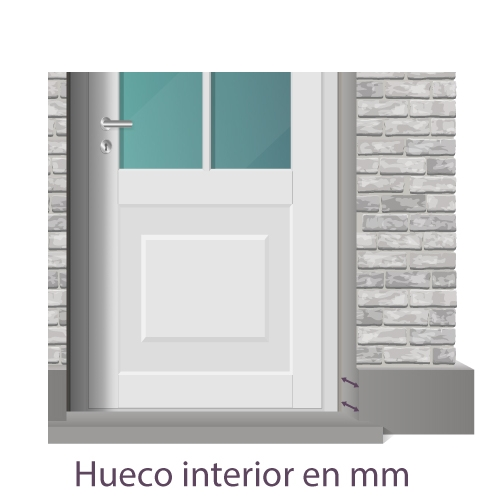 Mosquitera Enrollable Puerta