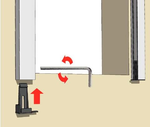 paso cinco instalacion mosquitera enrollable
