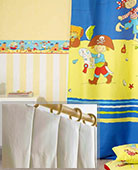 Cortinas Infantiles Tablones