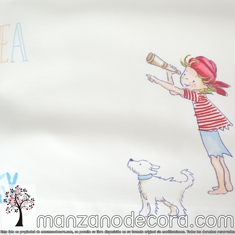 Cortina-infantil-Eddy-coordinado-saten
