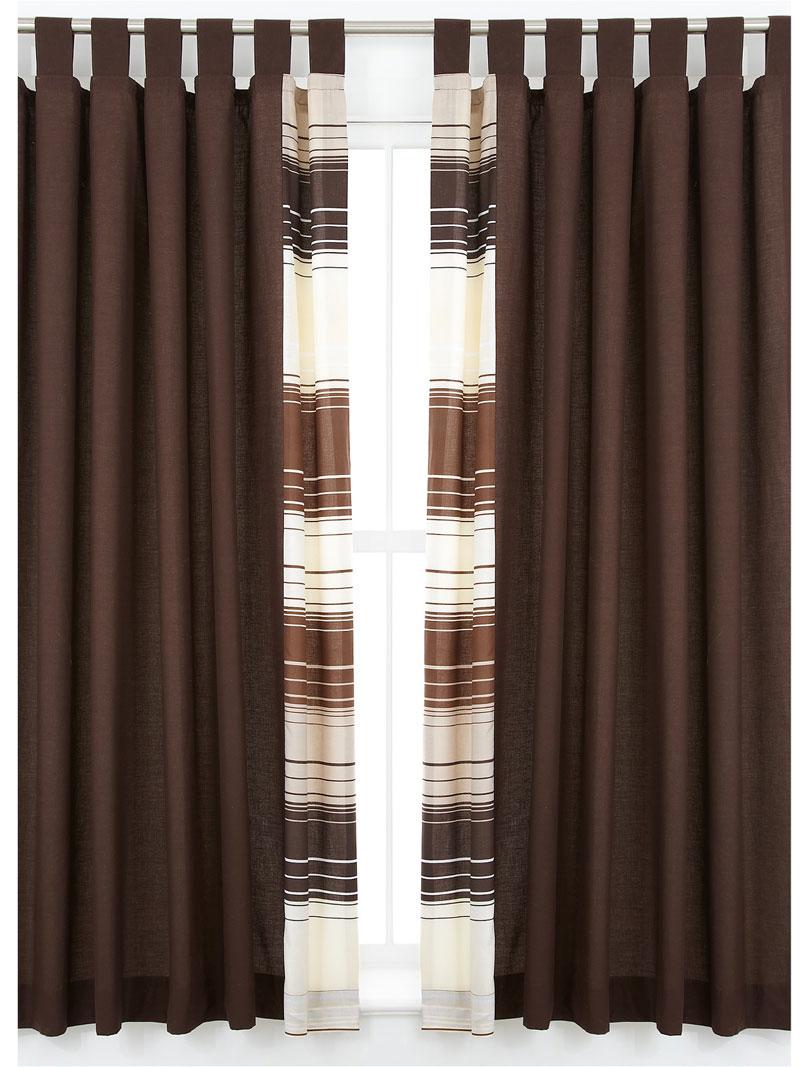 Cortinas presillas cortinas manzanodecora - Telas estampadas para cortinas ...