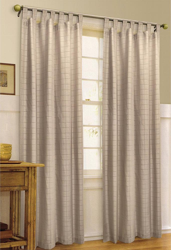 Cortinas presillas cortinas manzanodecora - Tipos de cortinas ...