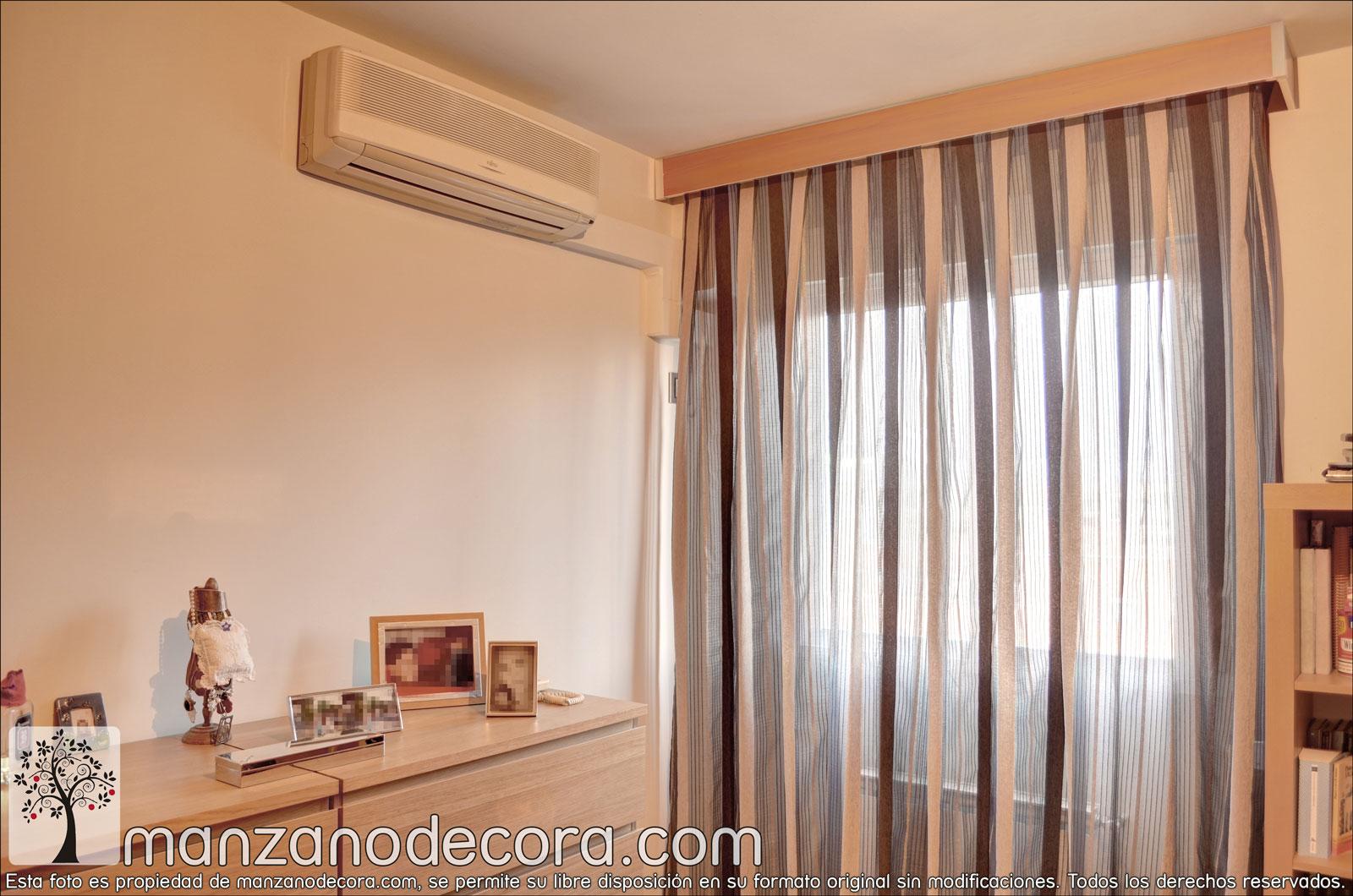 cortinas tablas cortinas manzanodecora