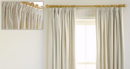 cortinas fruncidas cortinas manzanodecora