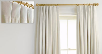 Cortinas Tablones