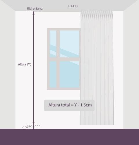 Medida-altura-cortina-techo