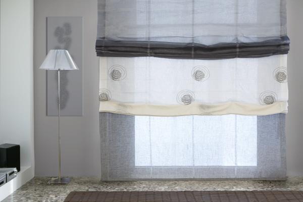 Estores de paquete cortinas manzanodecora - Como hacer estores ...