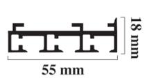 3 vias para panel japones