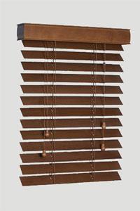 Persianas de interior cortinas manzanodecora - Persianas venecianas de madera ...