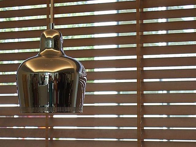 Persianas venecianas de madera cortinas manzanodecora for Venecianas de madera