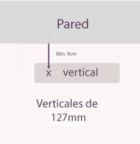 Medición-vertical-de-tejido-distancia-pared